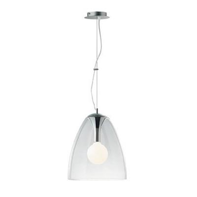 Ideal Lux - Sfera - AUDI-20 SP1 - Pendant lamp - Transparent - LS-IL-016931