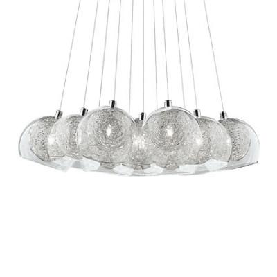 Ideal Lux - Sfera - CIN CIN SP11 - Pendant lamp 11 lights - Chrome - LS-IL-060224
