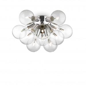 Ideal Lux - Sfera - DEA PL10 - Wall / Ceiling lamp - Chrome - LS-IL-074740