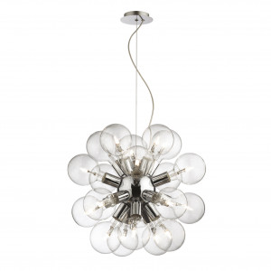 Ideal Lux - Sfera - DEA SP20 - Pendant lamp - Chrome - LS-IL-074801