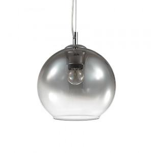 Ideal Lux - Sfera - Discovery Fade SP1 D20 - Pendant lamp - Gradient chrome - LS-IL-149585