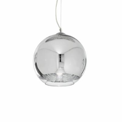Ideal Lux - Sfera - DISCOVERY SP1 D20 - Pendant lamp - Chrome - LS-IL-059631