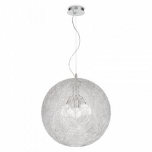 Ideal Lux - Sfera - EMIS SP3 D50 - Pendant lamp - Aluminium grey - LS-IL-026510