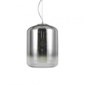 Ideal Lux - Sfera - Ken SP1 Big - Pendant lamp - Chrome - LS-IL-112107