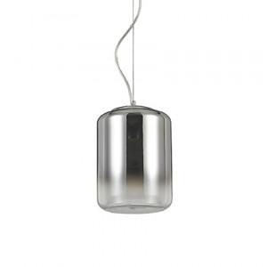 Ideal Lux - Sfera - Ken SP1 Small - Pendant lamp - Chrome - LS-IL-112084