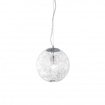 Ideal Lux - Sfera - MAPA MAX SP1 D40 - Pendant lamp - Chrome - LS-IL-045122