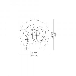 Ideal Lux - Sfera - MAPA MAX TL1 D20 - Floor lamp