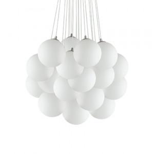 Ideal Lux - Sfera - Mapa SP22 - Pendant lamp - White - LS-IL-140230