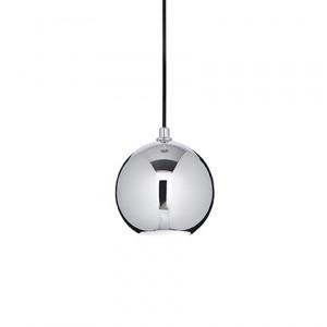 Ideal Lux - Sfera - Mr Jack SP1 Big - Pendant lamp - Chrome - LS-IL-116464