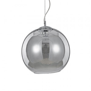 Ideal Lux - Sfera - Nemo SP1 D30 - Smoky effect pendant lamp
