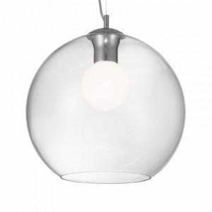 Ideal Lux - Sfera - NEMO SP1 D40 - Pendant lamp - Transparent - LS-IL-052816