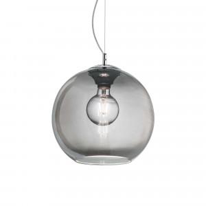 Ideal Lux - Sfera - Nemo SP1 D40 - Pendant lamp with smoky effect diffuser - Fumé - LS-IL-094229