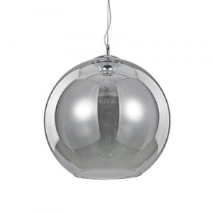 Ideal Lux - Sfera - Nemo SP1 D40 - Pendant lamp with smoky effect diffuser