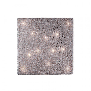 Ideal Lux - Silver - QUADRO PL12 - Ceiling