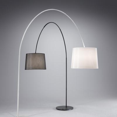 Ideal Lux - Smoke - DORSALE PT1 - Floor lamp