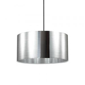 Ideal Lux - Smoke - Foil SP1 Big - Pendant lamp - Aluminum - LS-IL-168234