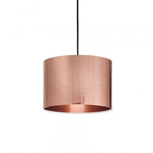 Ideal Lux - Smoke - Foil SP1 Medium - Pendant lamp