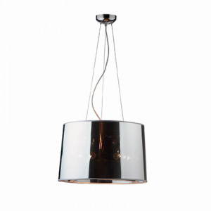 Ideal Lux - Smoke - LONDON SP5 - Pendant lamp