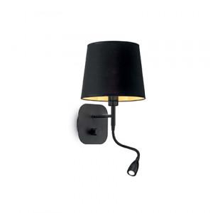 Ideal Lux - Smoke - Nordik AP2 - Wall lamp