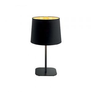 Ideal Lux - Smoke - Nordik TL1 - Table lamp - Black - LS-IL-161686