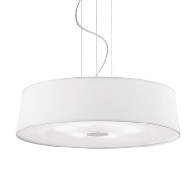 Ideal Lux - Tissue - HILTON SP6 - Pendant lamp - White - LS-IL-075518