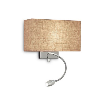 Ideal Lux - Tissue - HOTEL AP2 - Applique - Canvas - LS-IL-103204
