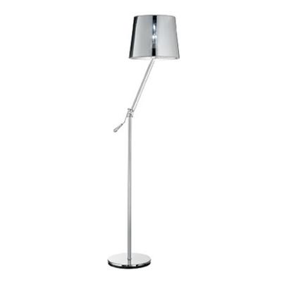 Ideal Lux - Tissue - REGOL PT1 - Floor lamp - Chrome - LS-IL-019796