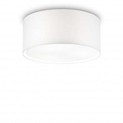 Ideal Lux - Tissue - WHEEL PL5 - Ceiling lamp - White - LS-IL-036021