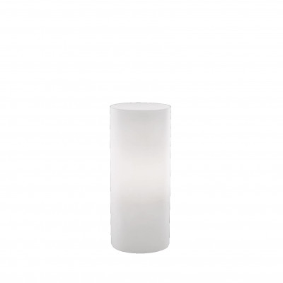 Ideal Lux - Tube - EDO TL1 SMALL - Bedside lamp - White - LS-IL-044606