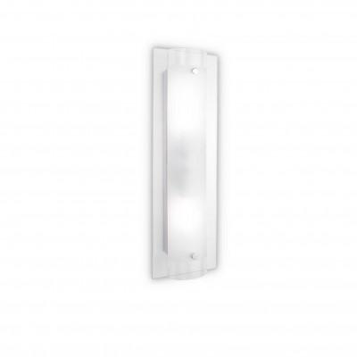 Ideal Lux - Tube - TUDOR AP2 - Wall/ceiling lamp - Transparent - LS-IL-051857