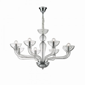 Ideal Lux - Venice - CASANOVA SP8 - Pendant lamp