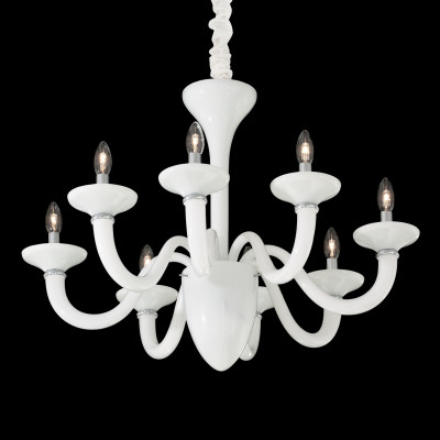 Ideal Lux - Venice - WHITE LADY SP8 - Pendant lamp