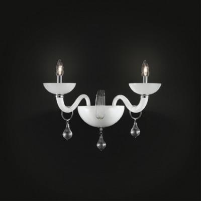 Ideal Lux - Venice - WINDSOR AP2 - Applique - White - LS-IL-026299