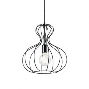 Ideal Lux - Vintage - Ampolla-1 SP1 - Pentant lamp