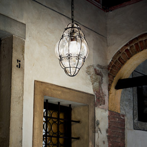 Ideal Lux - Vintage - Anfora SP1 Big - Pendant lamp