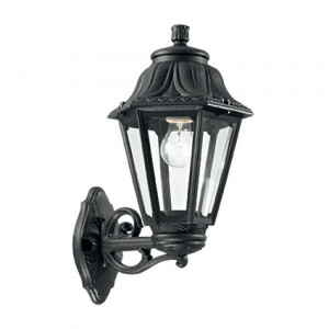 Ideal Lux - Vintage - Anna AP1 Big - Classic-style outdoor wall lamp