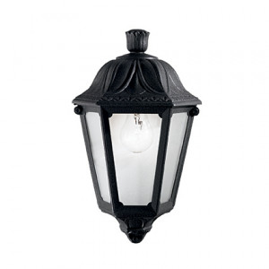 Ideal Lux - Vintage - Anna AP1 Small - Classic-style wall lamp for outdoors