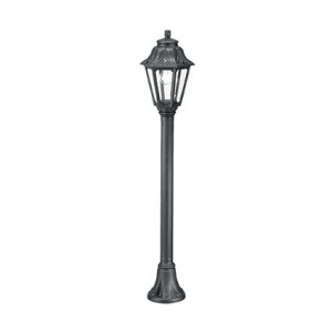 Ideal Lux - Vintage - Anna PT1 Small - Classic-style outdoor floor lamp