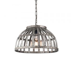 Ideal Lux - Vintage - Cesto SP1 - Pendant lamp