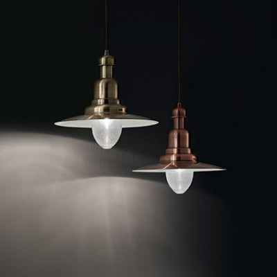 Ideal Lux - Vintage - FIORDI SP1 BIG - Pendant lamp