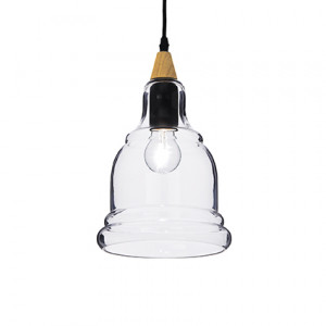 Ideal Lux - Vintage - Gretel SP1 - Pendant lamp