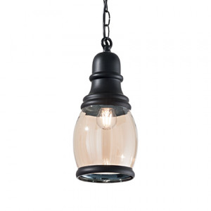 Ideal Lux - Vintage - Hansel SP1 Oval - Pendant lamp