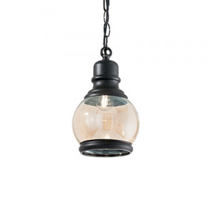 Ideal Lux - Vintage - Hansel SP1 Round - Pendant lamp