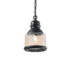 Ideal Lux - Vintage - Hansel SP1 Square - Pendant lamp