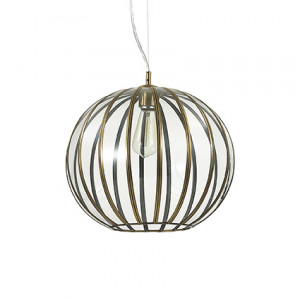 Ideal Lux - Vintage - Rondo SP1 D40 - Pendant lamp