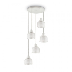 Ideal Lux - Vintage - Ruby SP5 - Pendant lamp