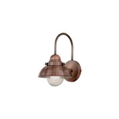 Ideal Lux - Vintage - SAILOR AP1 D20 - Applique - Copper - LS-IL-025292