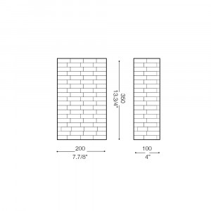 Ideal Lux - Wall - SCACCHI AP2 - Wall lamp