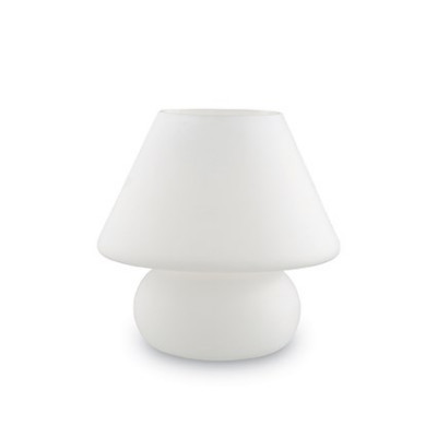 Ideal Lux - White - PRATO TL1 BIG - Bedside lamp