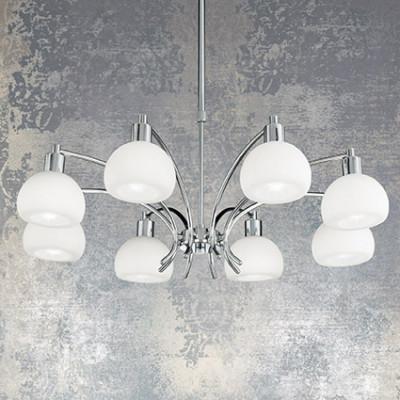 Ideal Lux - White - TOKYO SP8 - Pendant lamp